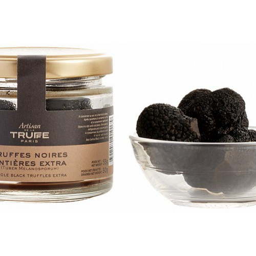原粒黑松露 Black whole truffles extra 50g
